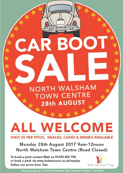 Carboot Coming To North Walsham